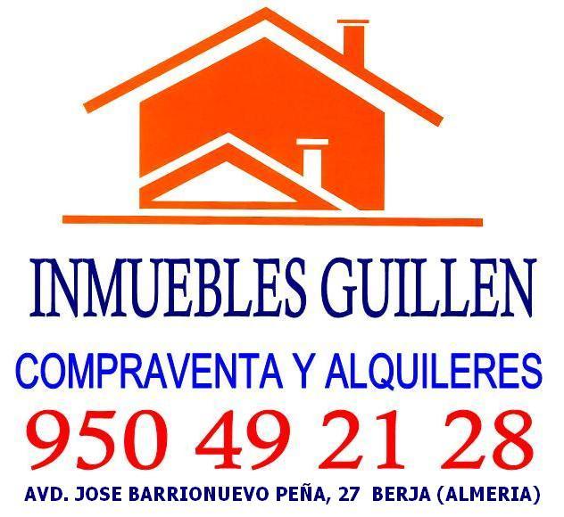 Inmuebles Guillen. Venta De Pisos Y Casas En Berja (Almería